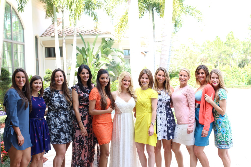 How to plan a baby or bridal shower in just an hour | The Champagne Supernova