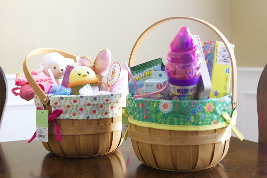 The Champagne Supernova- Easter Baskets Sans Candy