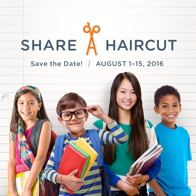 Back to school philanthropy from Hair Cuttery | The Champagne Supernova