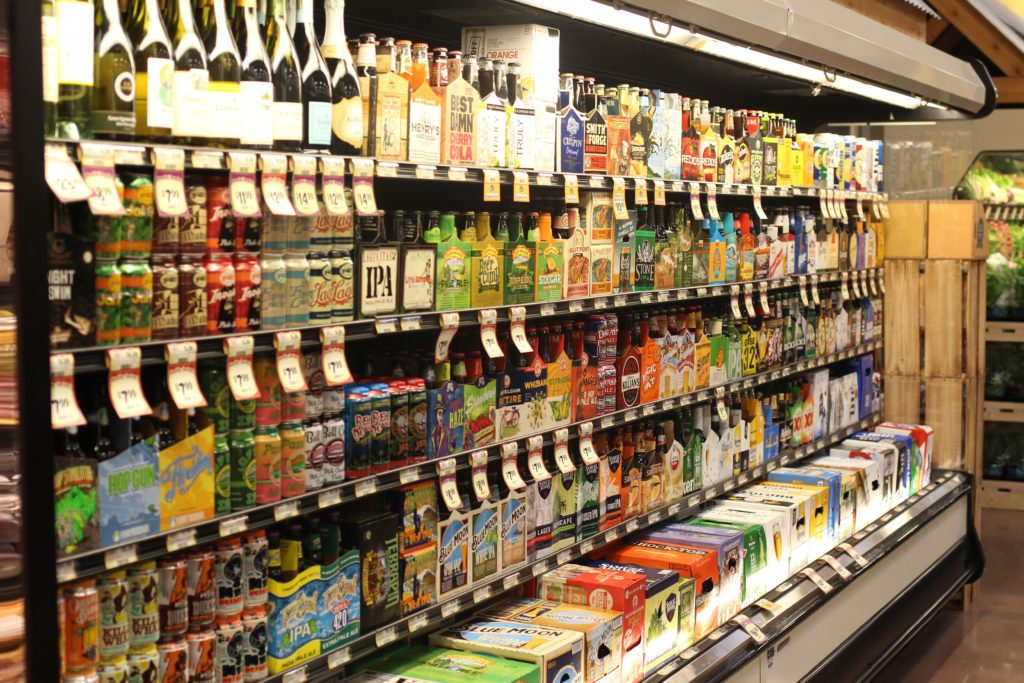 Sprouts Farmers Market has a large collection of local beers | The Champagne Supernova