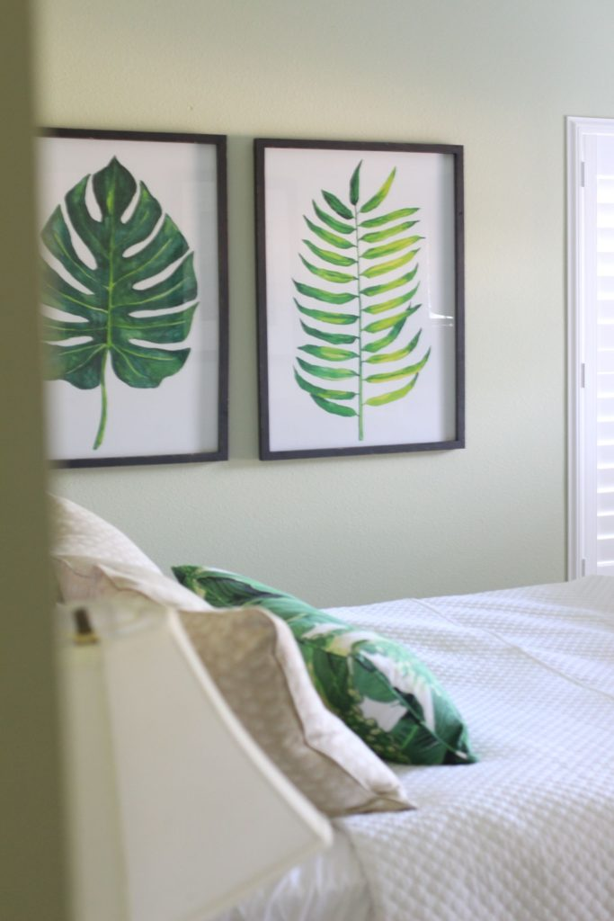 How to redecorate your guest bedroom   The Champagne Supernova