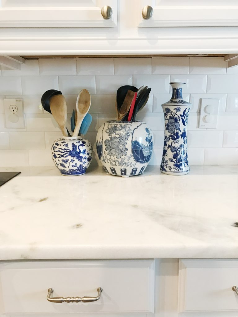 White kitchen makeover | The Champagne Supernova