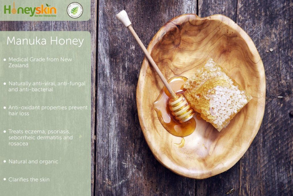 Honeyskin manuka face mask facts | The Champagne Supernova