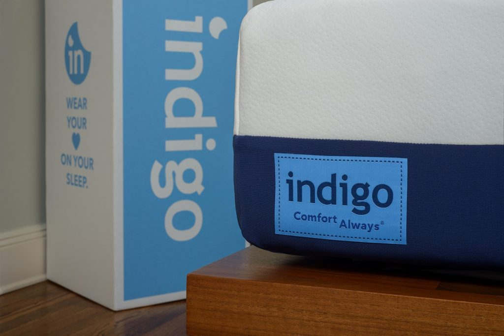 get a good night's rest with Indigo Sleep bed in a box | The Champagne Supernova