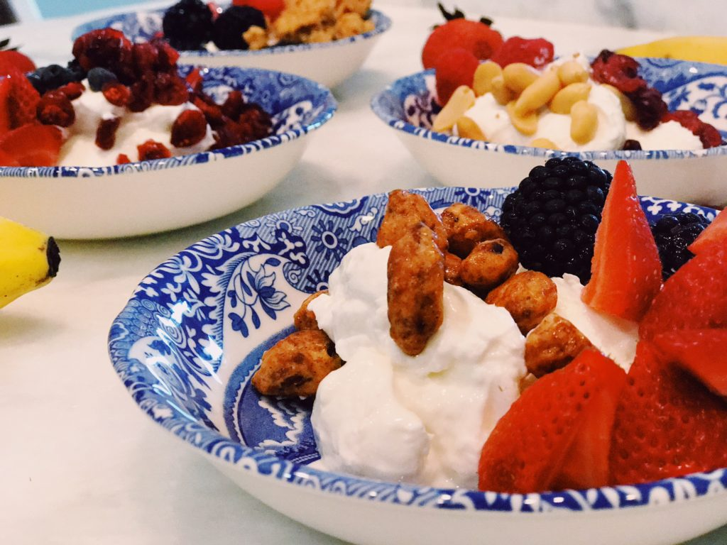 healthy breakfast options for kids with FAGE yogurt | The Champagne Supernova