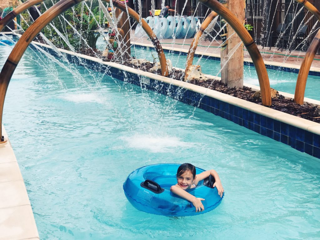 Cocoa Beach hotel with lazy river | The Champagne Supernova