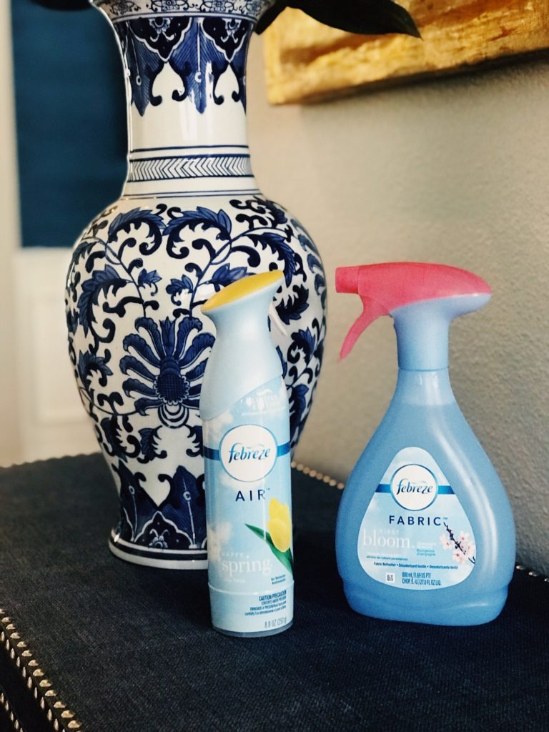 Spring Cleaning with Febreze | The Champagne Supernova
