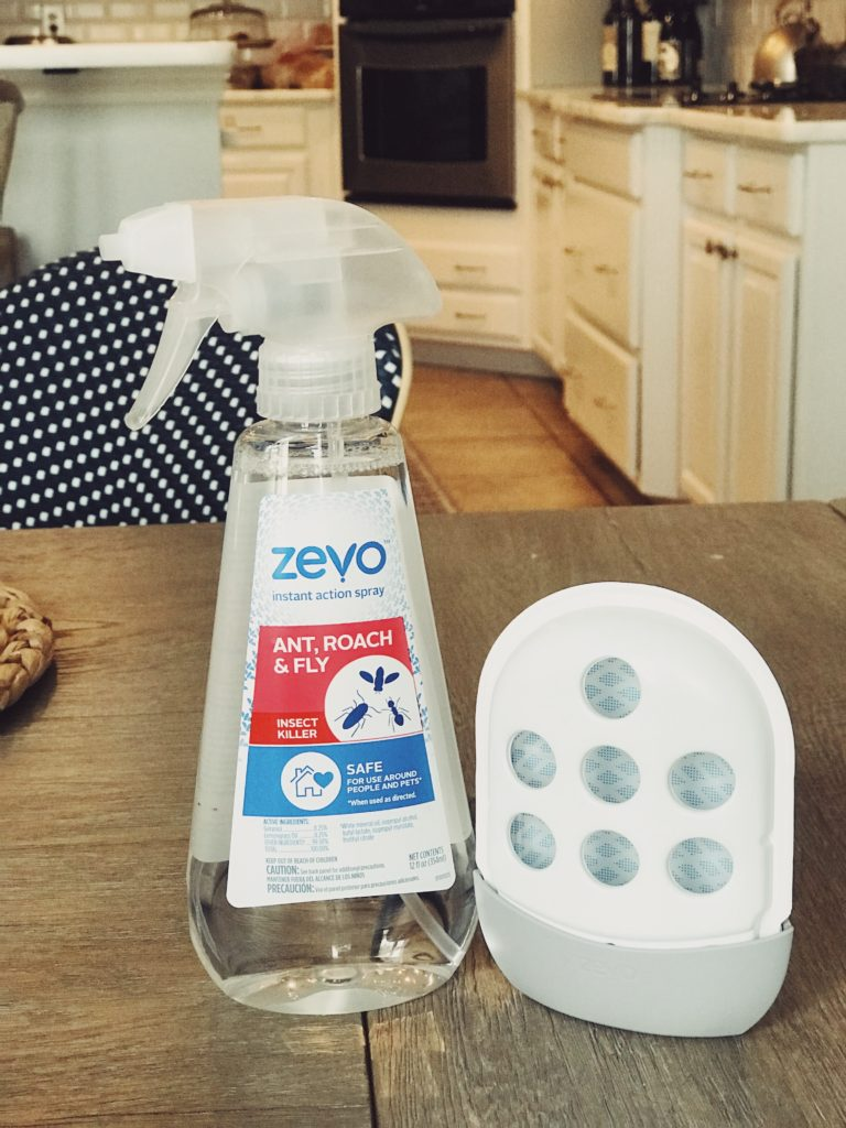 Say Goodbye to Bugs with Zevo - The Champagne Supernova