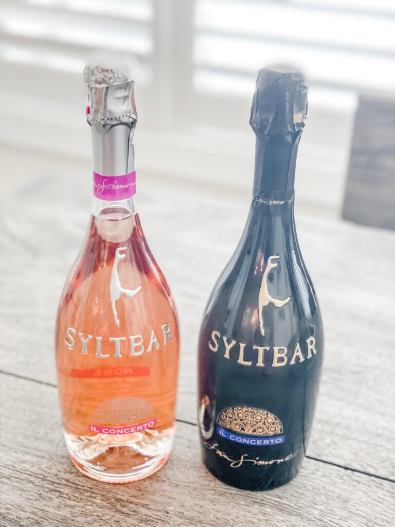 SYLTBAR low calorie low sugar prosecco sparkling rose | The Champagne Supernova